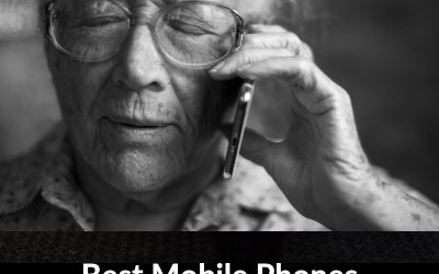 #10 Mobile Phones for the Elderly and Disabled